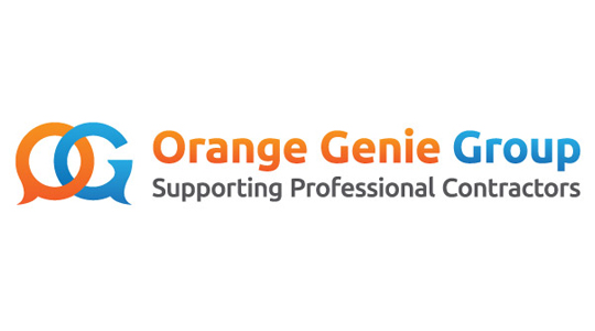 Orange Genie logo
